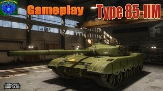 Armored Warfare | Type 85-IIM Gameplay