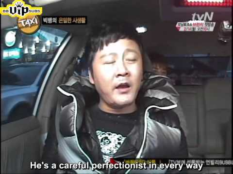 [BBVIPSUBS] 110210 SeungRi on tvN Taxi