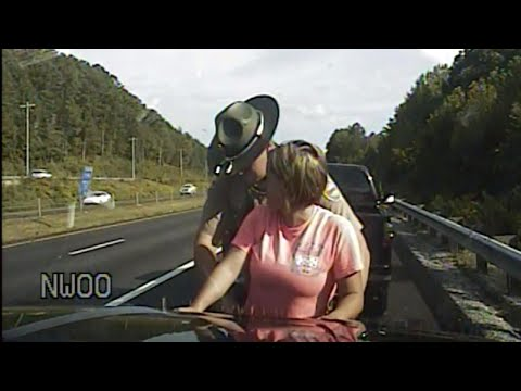 Trooper Accused of Groping Woman During Traffic Stop