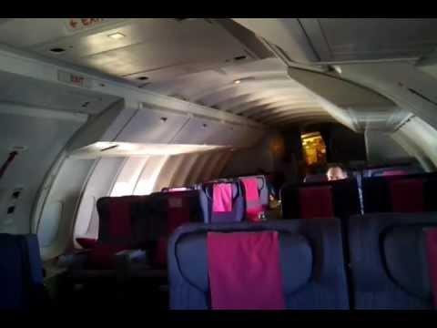 Premium Economy with Thai Airways. Copenhagen - Bangkok.
