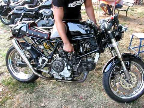 Ktm  Cafe Racer Kit