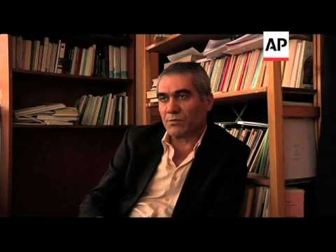 Syrian opposition group broadcast its message from Sweden