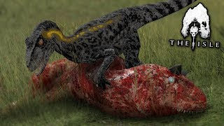 The Baby Indoraptor is Born! - Life of an Indoraptor | The isle