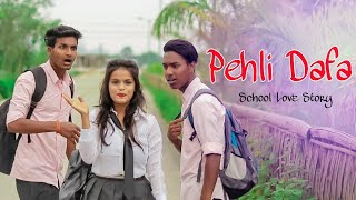 Pehli Dafa   College ka pehla pyaar   Romantic Love Story   Ft. Jeet & Annie   Besharam Boyz  