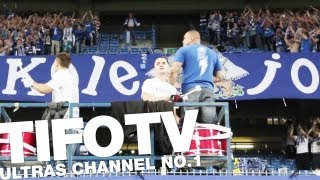 LECH POZNAN ULTRAS. .. INTERPLAY SINGING (OFFICIAL TIFOTV CLIP)