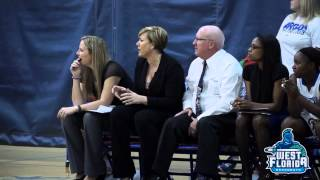 Mic'd Up: Stephanie Lawrence Yelton, UWF Women's Basketball Head Coach