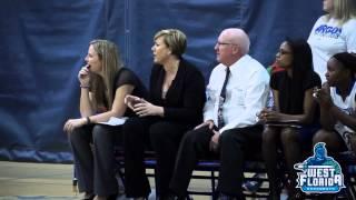 Mic'd Up: Stephanie Lawrence Yelton, UWF Women's Basketball Head Coach