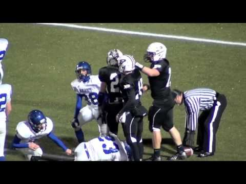 #21 Chase Hall 2013 Senior Highlights (Pikeville High School)