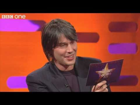 Brian Cox Does Galactic Blind Date - The Graham Norton Show - BBC One