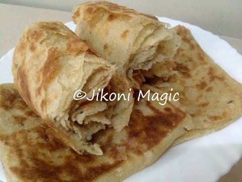 Download how to make soft layered kenyan style chapatis for Awesome cuisine authors mallika badrinath