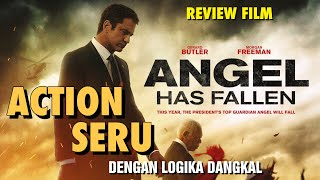 Review Film - ANGEL HAS FALLEN (2019) Bahasa Indonesia