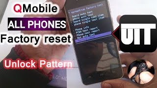 How To Hard Reset Any Qmobile||Q Mobile All Models Hard Reset||Urdu Info Tech