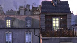 The roofs of Paris (Second Life machinima)