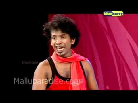 Malayalam Comedy Show Postpaid Comedy Cafe (2011)   Malluparadise Part-4 video