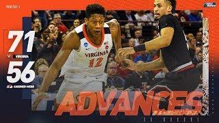 Virginia vs. Gardner-Webb: First round NCAA tournament extended highlights