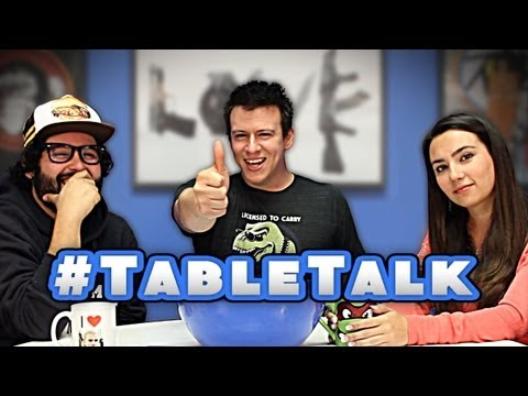 Table Talk: Comic Book Movies Gettin' Dirty & Fav Super Powers!!