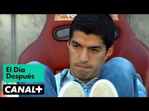 El Día Después (18/05/2015): Luís Suárez, el Único Culé Triste