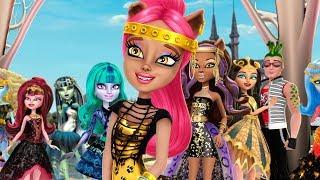Monster High 13 Přání .Cz