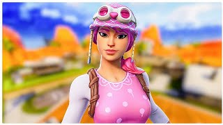 Fortnite *NEW* Pastel Skin Gameplay SHE THICC!
