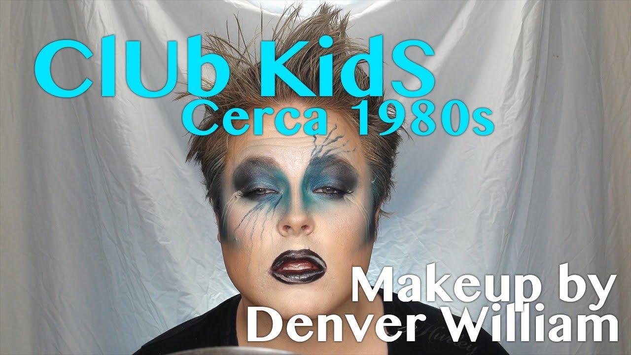 Makeup Tutorial Club Kids