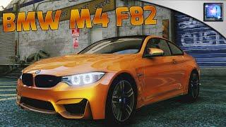 GTA 5 PC | BMW M4 F82 2015 Car mod