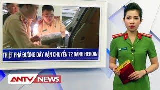 Tin nhanh 24h mới nhất hôm nay 18/06/2018 | Tin tức | Tin tức mới nhất | ANTV