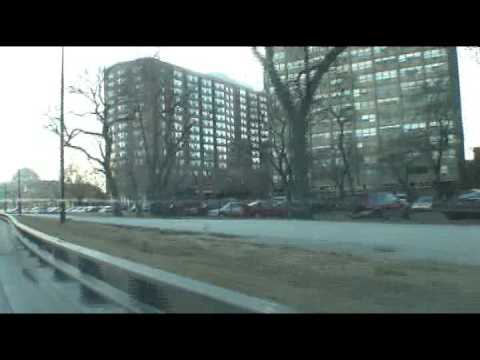 Driving around Hyde Park (Part 1)