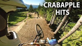 Boosting the BIGGEST Jumps at Whistler! - Crabapple Hits | Jordan Boostmaster