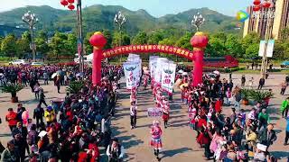 2017 Hmong/Miao Huashan (Hauv Toj) in Maguan, China