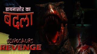 DINOSAUR KA BADLA | Exclusive Superhit Hollywood Adventure Movie in Hindi |RAPTOR RANCH