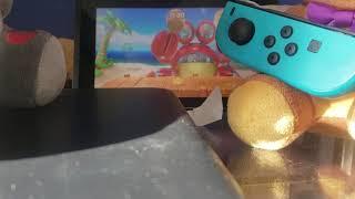 Rockstar freddy and lefty play super Mario party