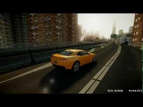 GTA IV Camaro Amarelo Munhoz e Mariano |1080p|