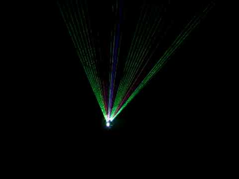 X Files RGV lasershow