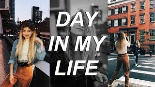 NYC Day In My Life | Film Photoshoot