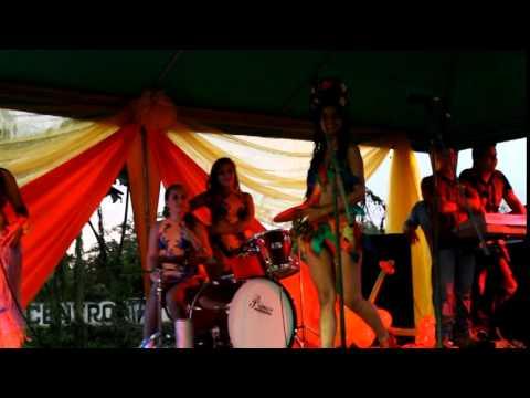 Pregón carnavalero Chone 2015