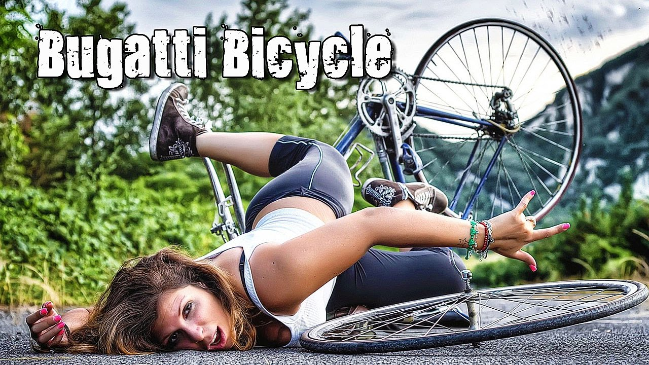 Funny push bike pictures
