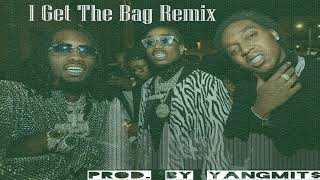 Gucci Mane ft Migos - I Get The Bag (Remix)