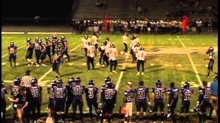 Football: Briadwood Reed-Custer, IL vs Plano, IL