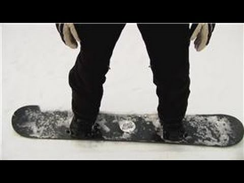 How to Snowboard : Learning How to Snowboard