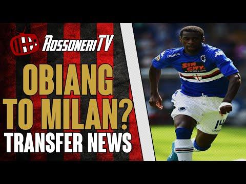 Obiang to Milan? | AC Milan Transfer News | (30/09/2014)