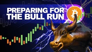 Massive Bull Run Soon? Next Stop 200k Bitcoin! When? Accumulation Leading To Volatile Rise.