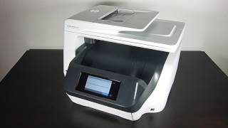 HP Officejet Pro 8730 Duplexdruck