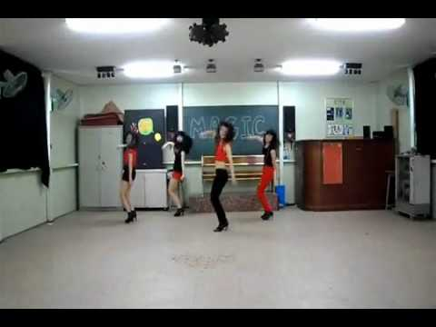 Secret - Magic Dance by the B.Girls Music Videos