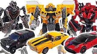 Download Lagu Transformers Studio Series Autobot Bumblebee vs Decepticon Stinger, Crowbar! - DuDuPopTOY Gratis STAFABAND