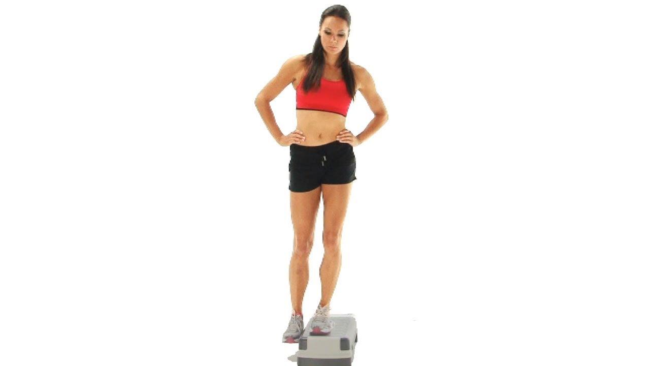 Low back exercise - hip raise, hip hitch, hip drop. - YouTube