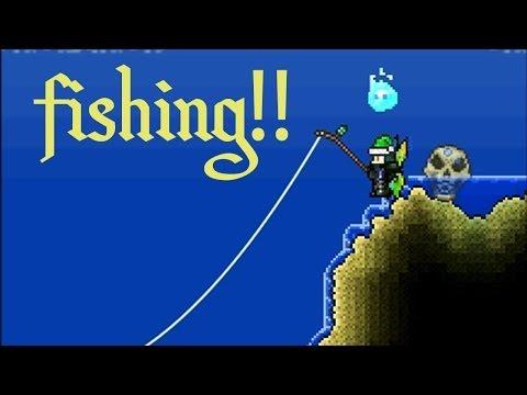 террария сережка рыбака