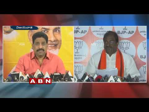 TDP MLC Buddha Venkanna Counter To Somu Veerraju over his Comments on AP Govt