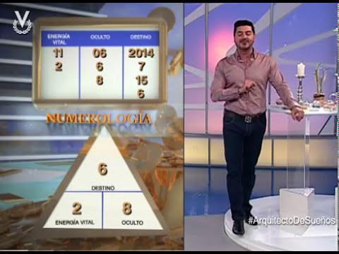 Arquitecto de Sueños - Numerología - 11/06/2014