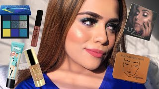 CHIT CHAT GRWM / TRYING OUT NEW MAKEUP - DUAA SIDDIQUI