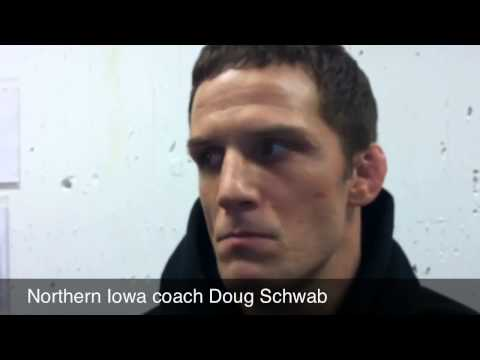 Doug Schwab:  It gets me fired up when we compete like that
